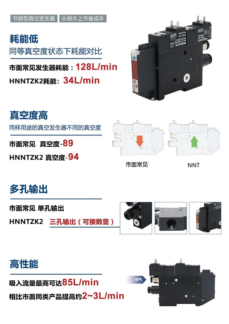 NNTZK2真空发生器
