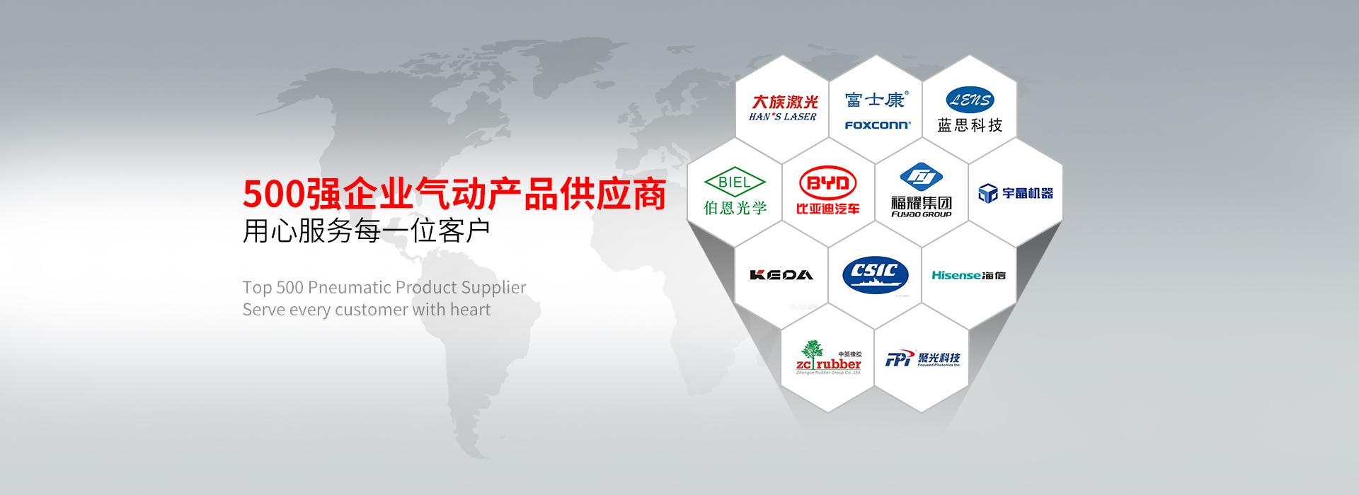 诺能泰--500强企业气动产品供应商