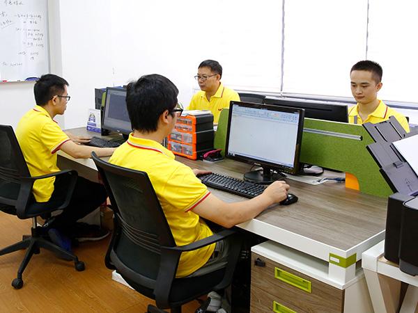诺能泰研发团队办公室