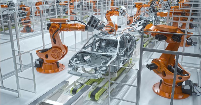 气动元件行业应用——汽车行业