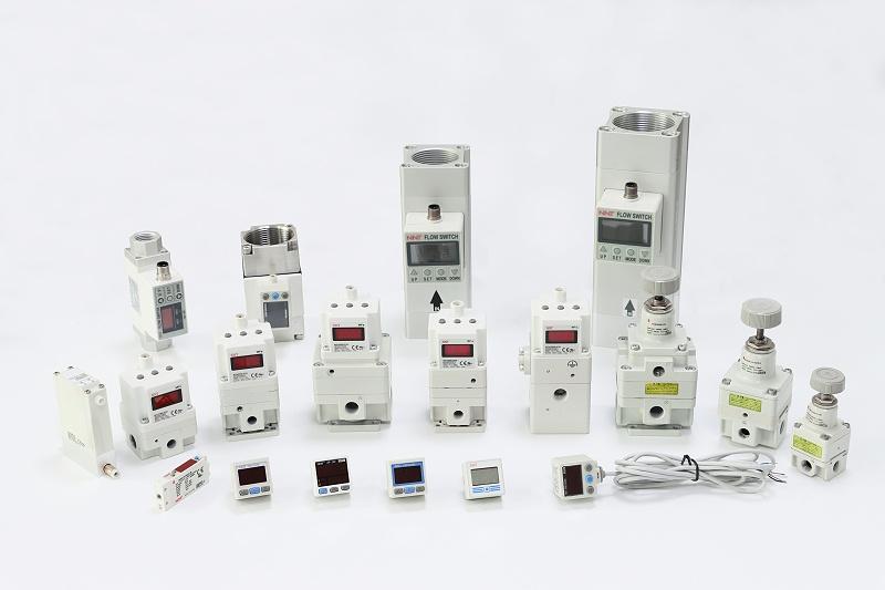 NNT电气比例阀常见应用情节